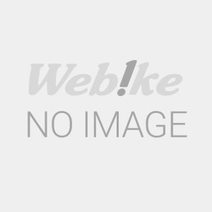【Neofactory】3 Inches Short Stem Round Side Mirror Black with Clamp